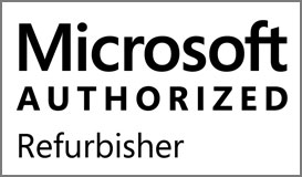 Microsoft Authoriezed Refurbisher